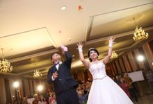 Happy Wedding Ryan & Lusye 3 April 2016 by Hotel Istana Nelayan