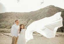 Jasin Jessica Prewedding by Vanessha Amelia