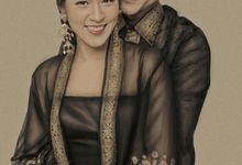 Hamish & Raisa by Leo Vir