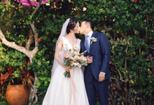 Thea wedding by Rhea Florist Bali