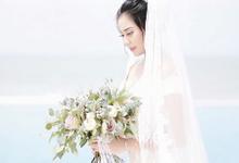 Youween & Calvin by Rhea Florist Bali
