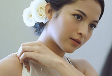 Chicco Jerikho & Putri Marino by Rhea Florist Bali