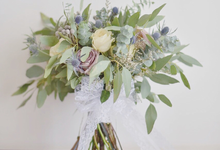Wedding package by Rhea flowers shop