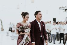 Hamish & Raissa by Wong Hang Distinguished Tailor