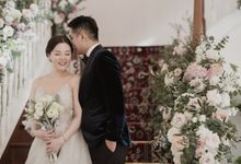 Actual Day Preview - Ronghua & Yueyue by A Merry Moment