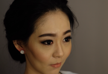 Makeup Party by Riaangelinamakeup