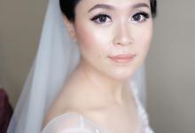 Cindy Holy Matrimony by Riaangelinamakeup