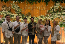 The Engagement of Feby & Aldi by Riani And Friends