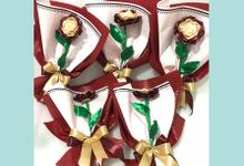 Souvenir / mingle  / hadiah simple by ribbondecoration