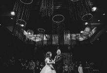 Wedding Day of Ricco & Felicia by KAMUAKU JOURNAL