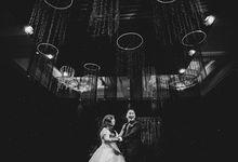 Wedding Day of Ricco & Felicia by KAMUAKU