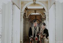 Wedding Tya & Indra by ricarda rosario photography