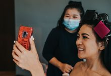 Jovita & Ricardo ❤️ by Aoi's Makeup Artistry