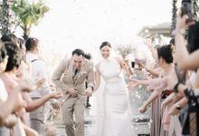 Richard & Melissa by Bali Wedding Paradise