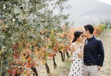 A Reason to Smile - The Pre-Wedding of Richardus and Florencia by Dre by Axioo