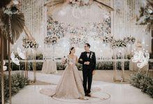 Wedding Day of Richie & Karina at Thamrin Nine UOB by Bare Odds