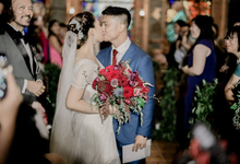 Chie and Ken finally get hitched by Richie Ortega-Torres