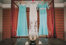 The Wedding of Ricky And Nancy by De Photography Bali