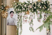 The Wedding of Ricky & Sheila by Elior Design