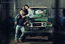 Prewedding Photo Of Ferdinando & Jonna by Reflect Photography