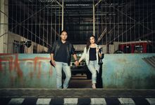 Prewedding Photo Of Ferdinando & Jonna by Reflect Photography