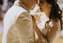 Wedding by CHERIS'H makeup artist