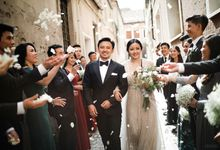 Say Yes to Vernandes lah -  The Wedding of Riesky and Charina by Adi by Axioo