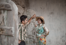 Prewedding Shandy & Fitria by Rih Project