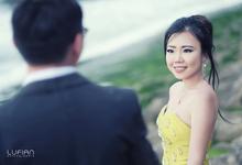 Pre Wedding Irwan & Inge by Rika Mei MUA