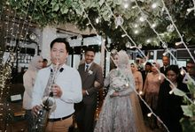 Wedding Reception Rika & Muchlis by Arisma Event Management