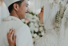 Akad Nikah dan Temu Panggih Rika & Muchlis by Arisma Event Management