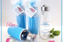Personalized Bottle Tumbler by Princess Wedding4u