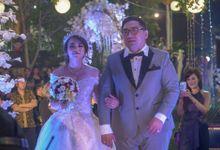 Wedding Day of Rikal & Vivi by D'banquet Pantai Mutiara
