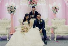The wedding of Riki Randa & Michelle Pratiwi Tjioe by ID Organizer