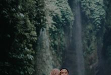 Bali Post Wedding Sam & Talita by Hexa Images