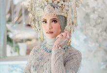 Pernikahan Rima & Reza Di Menara 165 by Medina Catering
