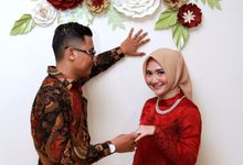 Rima & Chalid Love Story by Caramel's Photography