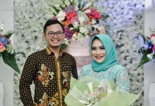Engagement of Aul & Shela by Satunama Photography