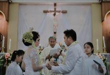 Wedding of Dian & Jatra by Satunama Photography