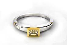 Kiara wedding ring by Reine