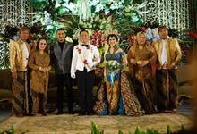Deas & Danny Wedding Ceremony by Rio Febrian