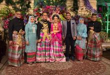 Ari & Naya Wedding Reception by Rio Febrian