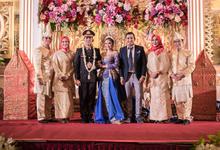 Vania & Dino Wedding Ceremony by Rio Febrian
