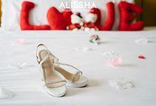 Wedding Day Nova-Andi at Ciputra Victory by Alissha Bride
