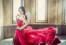 The Classic Rose by IMELDAVID