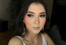 makeup for Melin by riris indah makeup