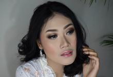 Makeup for Gekana by riris indah makeup