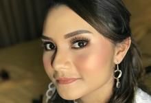 Makeup for halal bihalal by riris indah makeup