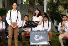 Wedding of Ido & Pamela by Kristo Music Entertainment