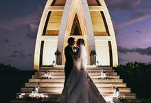 You Make Me Perfect by Bali Top Wedding